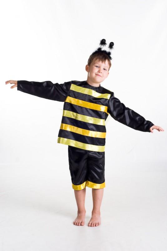 Костюм пчелка для мальчика своими руками