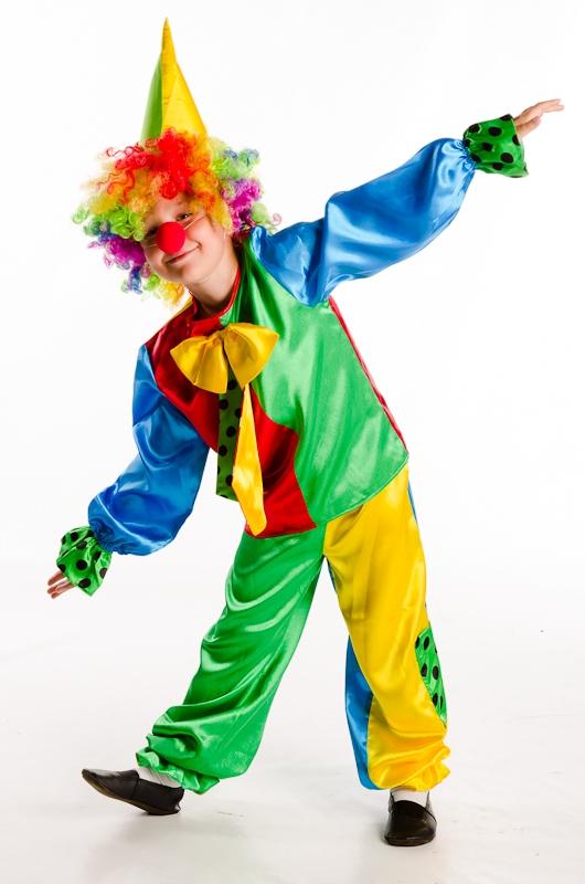 Наряд клоуна своими руками фото