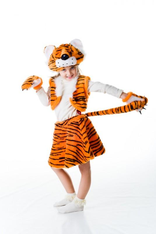 Костюм тигра фото своими руками