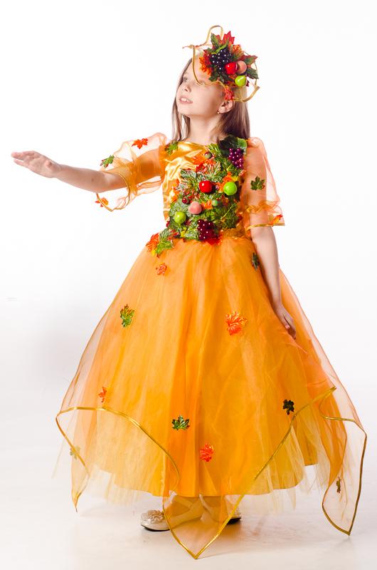 Детские платья своими руками мисс осень 24