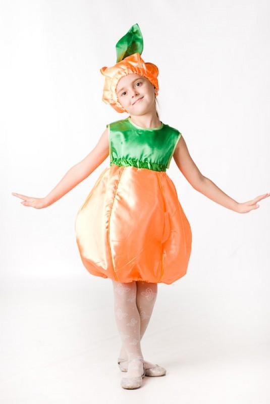 Карнавальный костюм своими руками тыква